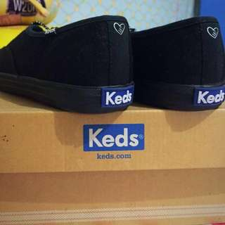 Keds All black (Taylor swift edition) AUTHENTIC