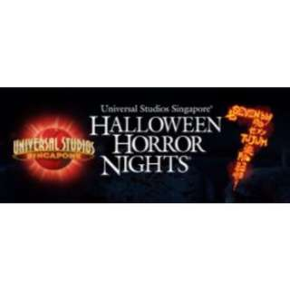 Halloween Horror Nights 7 HHN7 Tickets - Sat 21 Nov - Below Cost