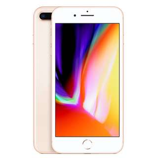 iPhone 8Plus 256G Gold 現貨