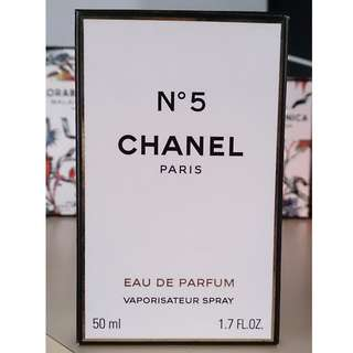 Chanel - N5 edp 50ml