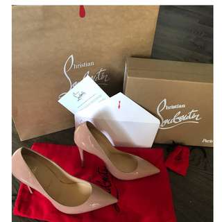 Louboutin So Kate Nude 120mm Shoes Sizes 37 37.5 38 38.5 39 39.5 40 41 42