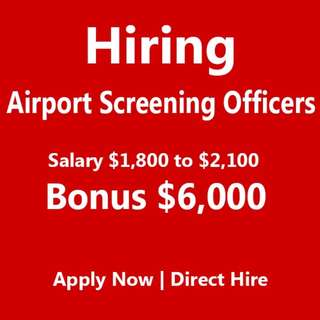 Airport Screening Officers