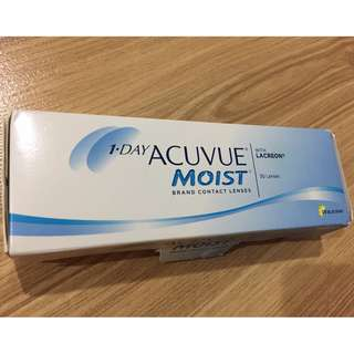 Acuvue Moist 1 day 30Pcs