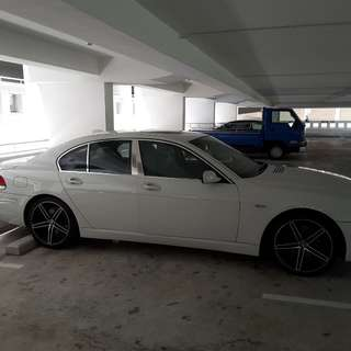 Bmw 740i For Daily Rent