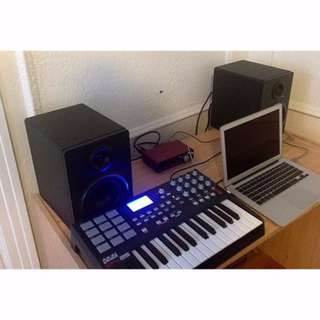 Calibration and proper setup for your Home Recording Studio at RM 450 (Equipment not included)