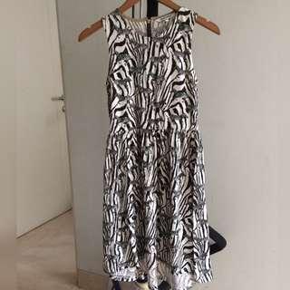 Zebra Sundress