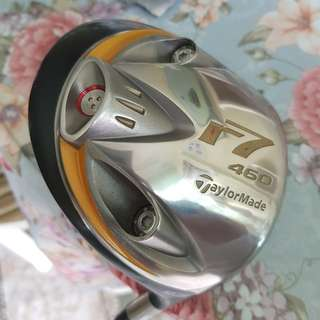 Taylormade 460 R7 9.5 Golf Driver
