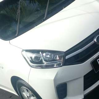 Axia G auto 2017