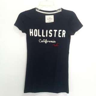 Hollister Shirt (Dark Blue)