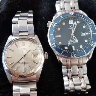 Buying used luxury watches