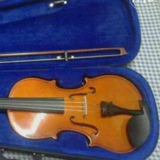 violin cremona 1/2