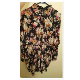 Size 18 Oversized Tshirt Dress