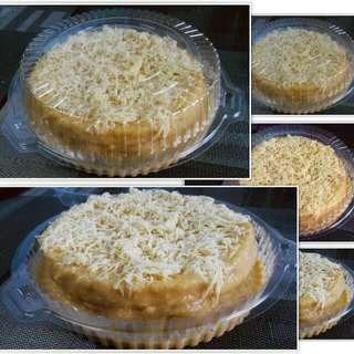 """Yema Cake, 8"""" x 2"""" Round"""