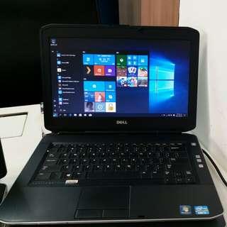"""Dell i5 3代14"""" 寸3320M 2.6GHZ Win7 Win10"""