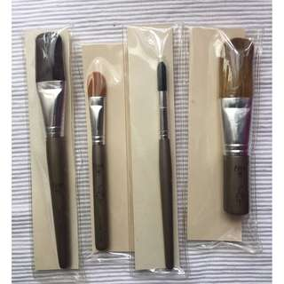 Bloom brushes brand new x 4 set
