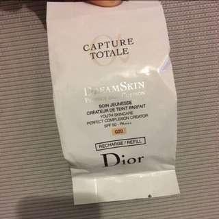 Dior 夢幻氣墊粉蕊(只有粉蕊)