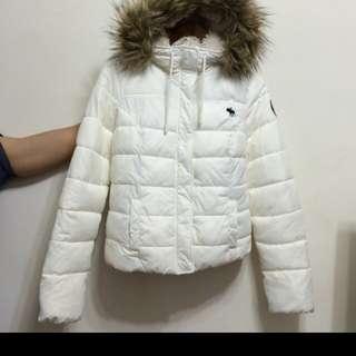 A&F 保暖外套