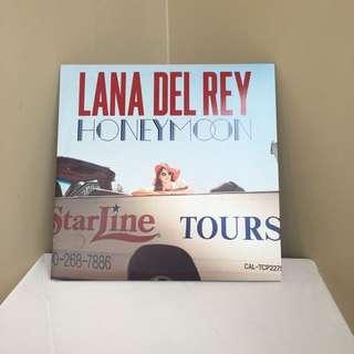 Lana Del Rey Honeymoon Vinyl