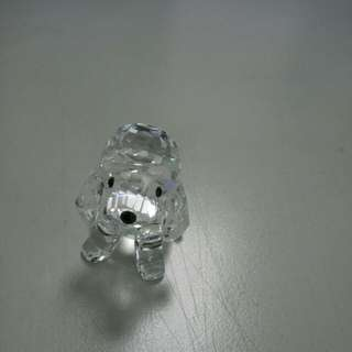 Swarovski dog