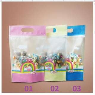 Goodies Bag / Ziplock Bag / Cookies Bag
