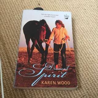 Diamond spirit book