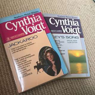Cynthia Voigt books