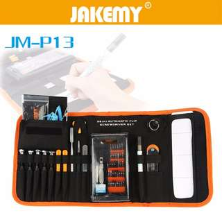 JM - P13 MULTIFUNCTION SCREWDRIVER KIT REPAIR SET DISASSEMBLE TOOL