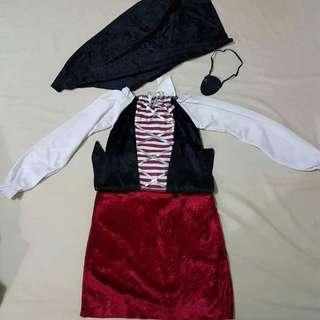Costume - Girl Pirate