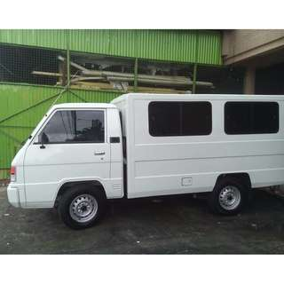 L300 / Close Van for rent - with aircon