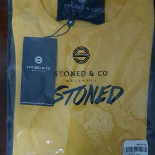 Stoned and Co Genetic Mimosa Orange T-Shirt