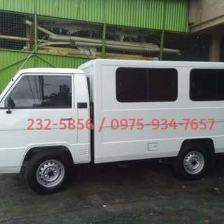 Car for rent (l300) van
