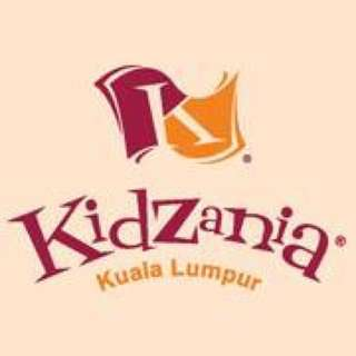 KIDZANIA Tickets (1 Adult + 1 Child)