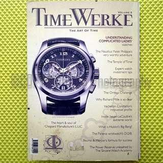 TIMEWERKE Magazine Volume 2 and TEN Magazine