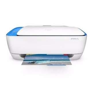 HP DeskJet 3630 All-in-One Printer (wireless)