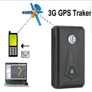 Vehicle Car GSM/GPRS/GPS Tracker Real Time Tracking Device Global Satellite Locator with Magnet 6600mAh Battery SOS Geo-fence Alarm (Talla: GPS Tracker)