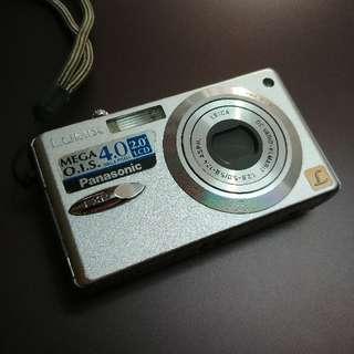 Panasonic Lumix Digicam DMC-FX2