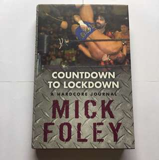 Mick Foley: Countdown to Lockdown