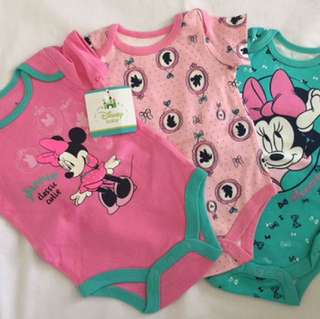 Disney Minnie Mouse 3 Piece Set