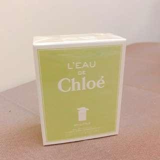 L'EAU de Chloe 水漾玫瑰淡香水 隨身瓶20ml 全新品