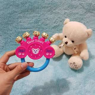 Baby Bell Rattle Toy