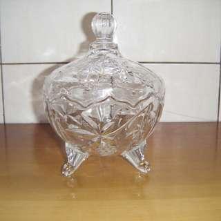 玻璃水晶 / 糖果罐 / 聚寶罐