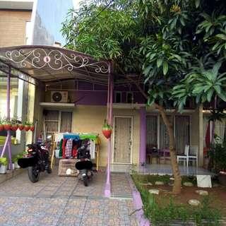 Dijual Rumah Paradise Park Residence Sepatan - Tangerang