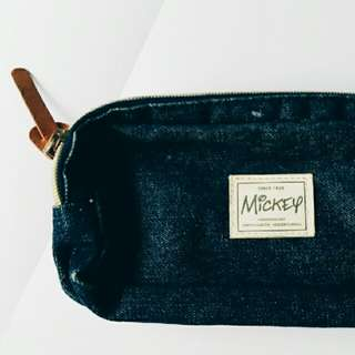 mickey mouse pencil case from popular !!