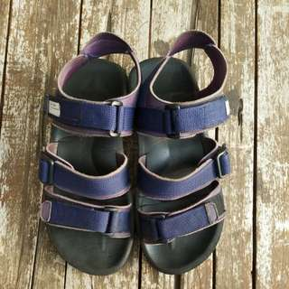 Hijack Sandals Kyoto Navy Blue ( Size 41 )