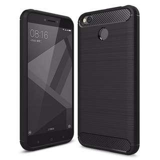 ✔️Instock Redmi 4x Tpu case cover
