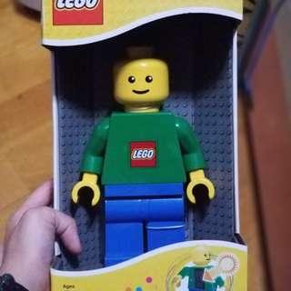 Lego solar torch