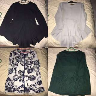 preloved tops/blouse