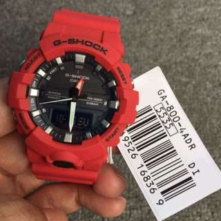 GUARANTEED AUTHENTIC G-SHOCK
