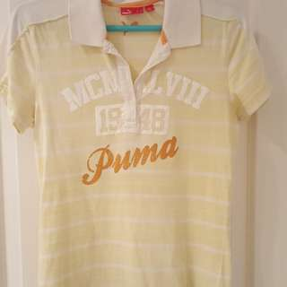 Puma shirt 100% cotton