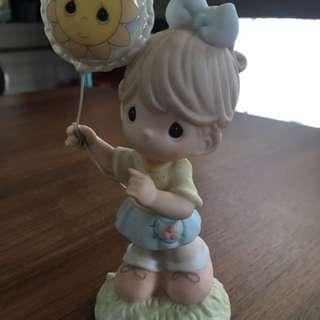 Balloon Girl Precious Moments Figurine